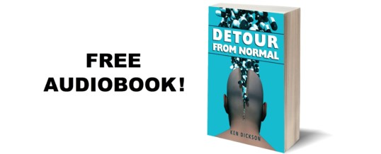 Complimentary Detour from Normal Audiobook!
