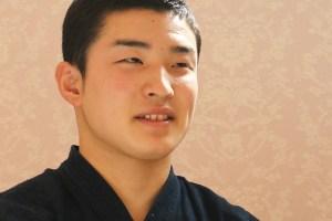 清家羅偉選手