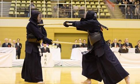 平成29年の全日本選抜八段優勝大会2回戦