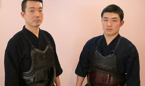 清家羅偉(平成29年度インターハイ男子団体優勝) 清家宏一氏
