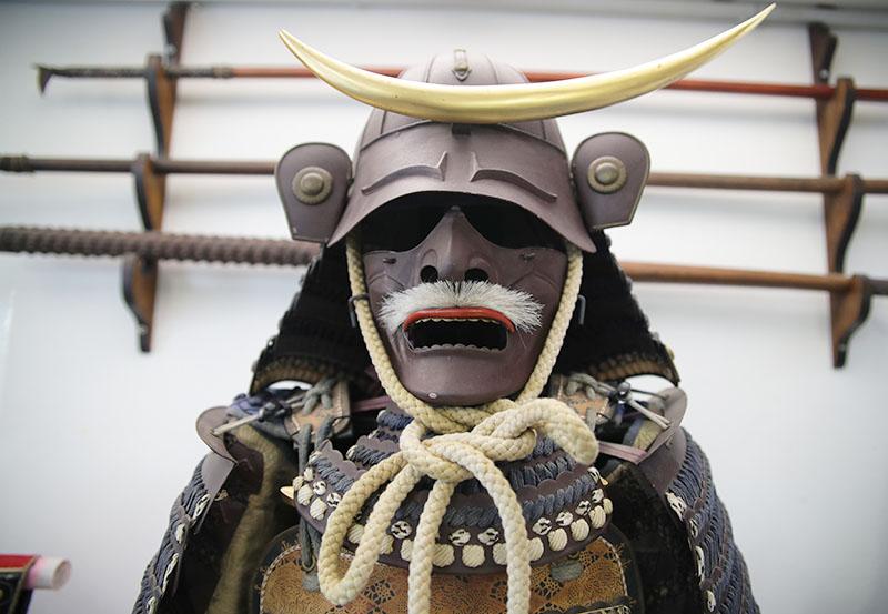 剣道防具の歴史