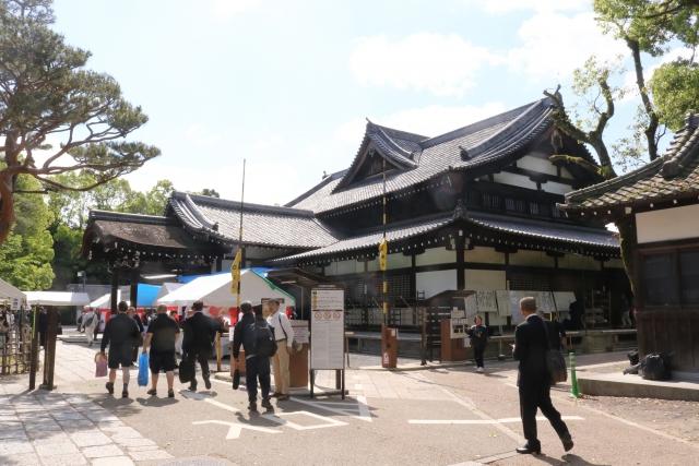 京都大会の賑わい