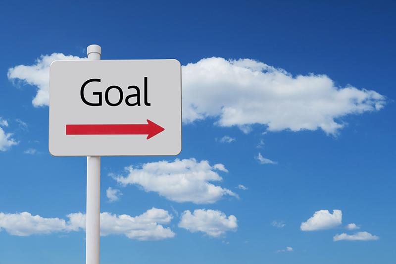 目標を定める