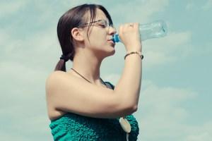 脱水症状対策