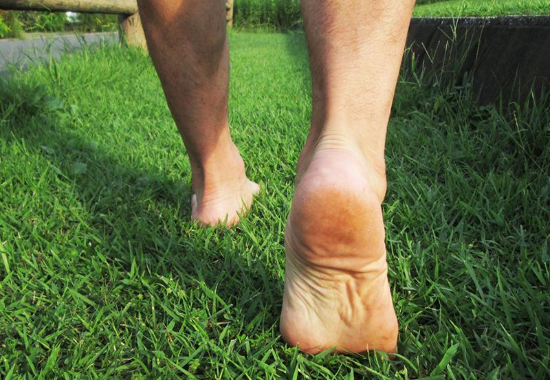 足裏の筋肉を鍛える