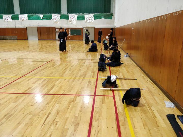 Kanazawan yliopiston kendo dojo