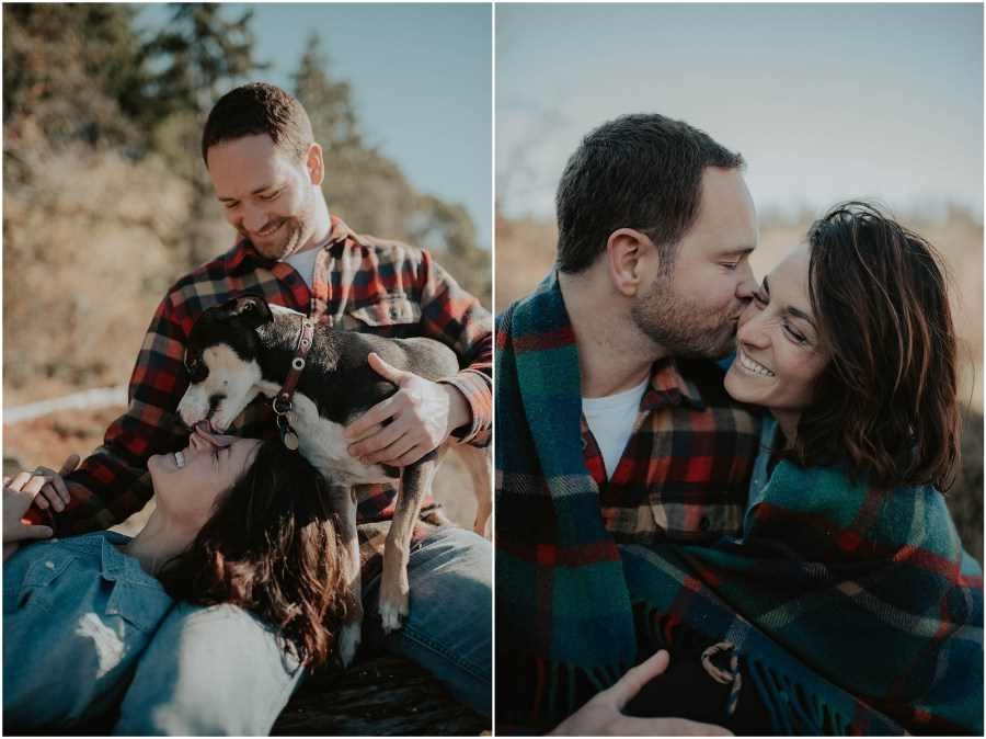 Adventure-Session, engagement-photos, Bainbridge-Island, Hike-Engagement, Seattle-Wedding-Photographer, Bainbridge-Photos, Bainbrideg-Engagement, Engagement-Session, Washington-Engagement-Session, Dog-Engagement-Session, Dog-Photos, Dog-Photographer, PNW-Dog, Dog-Parents,