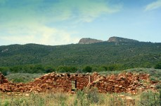 Kinishba Ruins, Whiteriver, AZ. May 2013. (Photo/Kendra Yost)