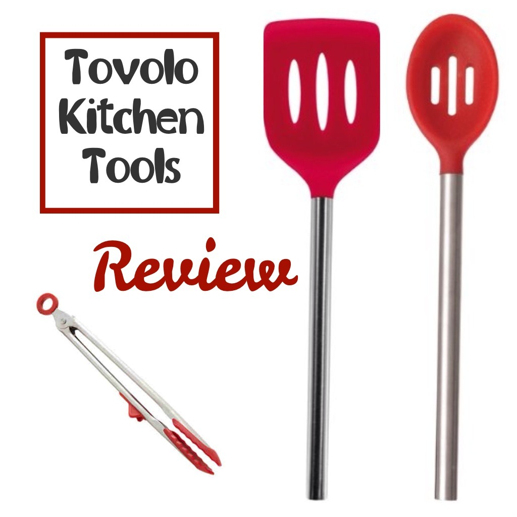 Tovolo Kitchen Tools // Product Review