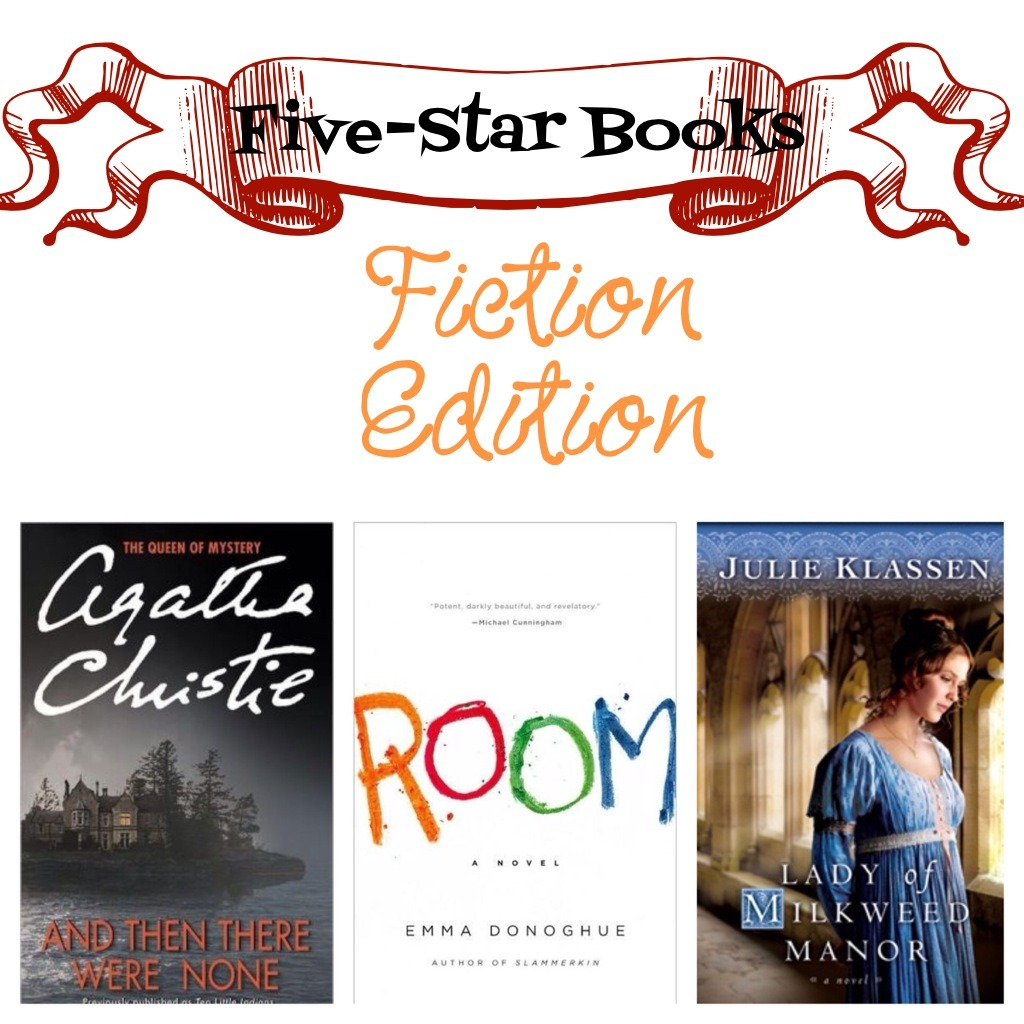 Five-Star Books: Fiction Edition