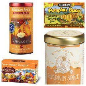 Pumpkin Spice Tea