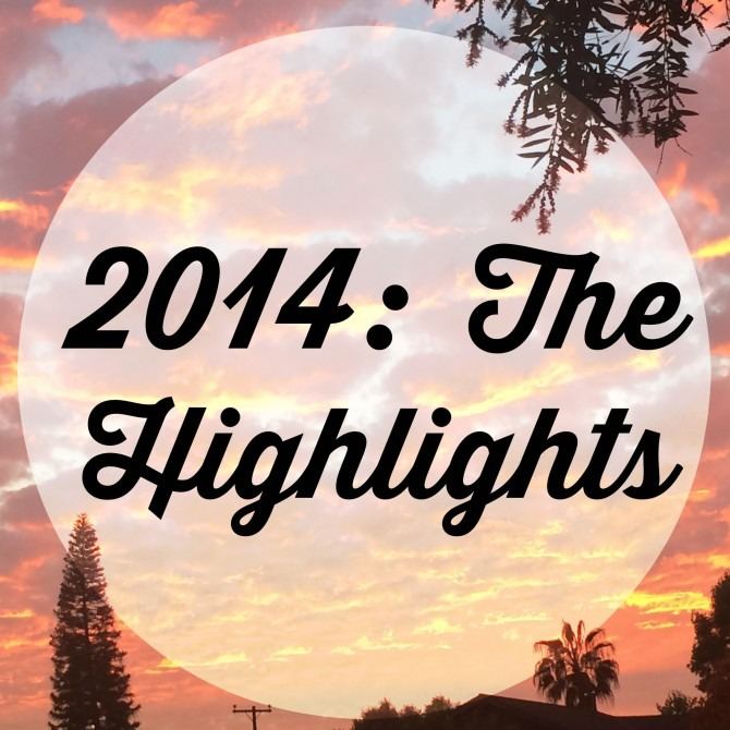 2014 The Highlights