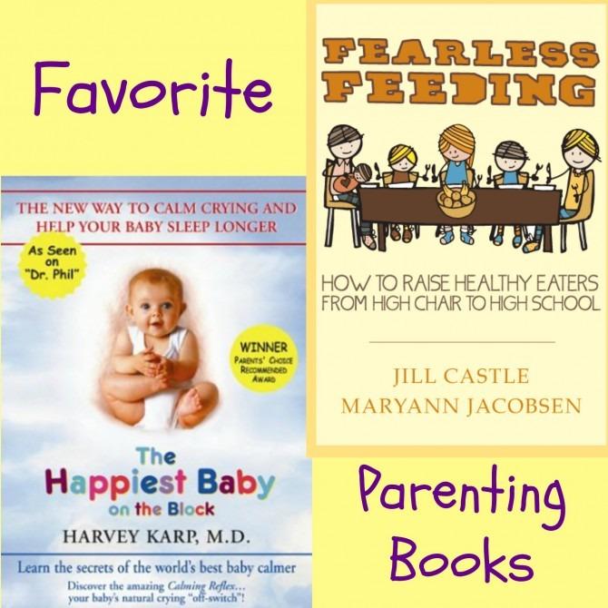 Favorite Parenting Books