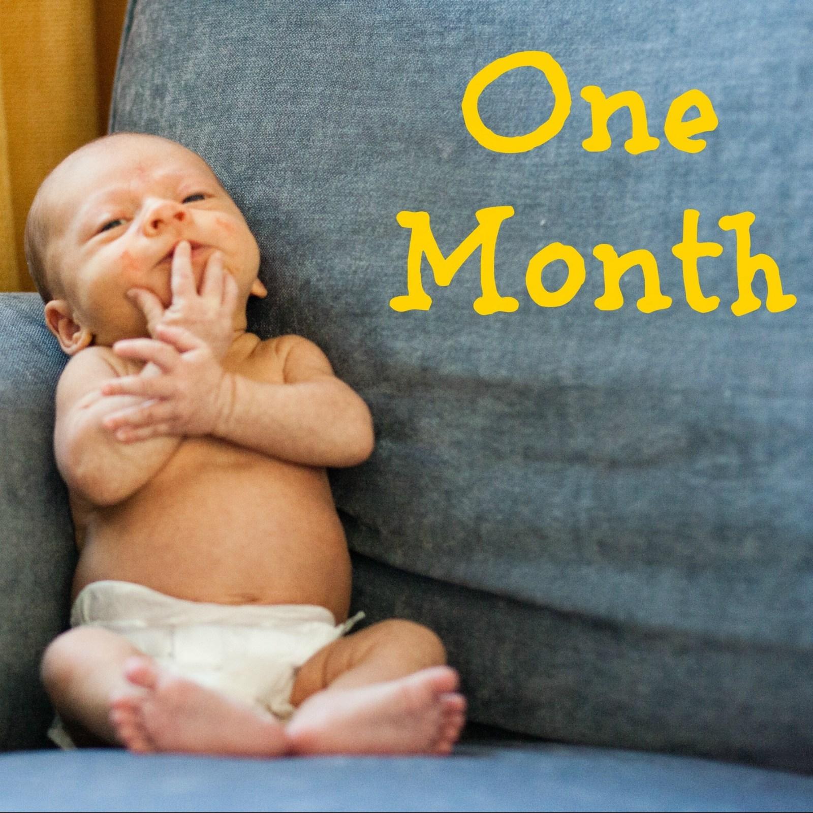 Charleston Michael: One Month