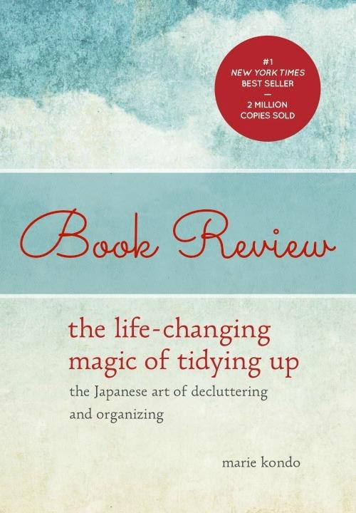 Marie Kondo Book Review