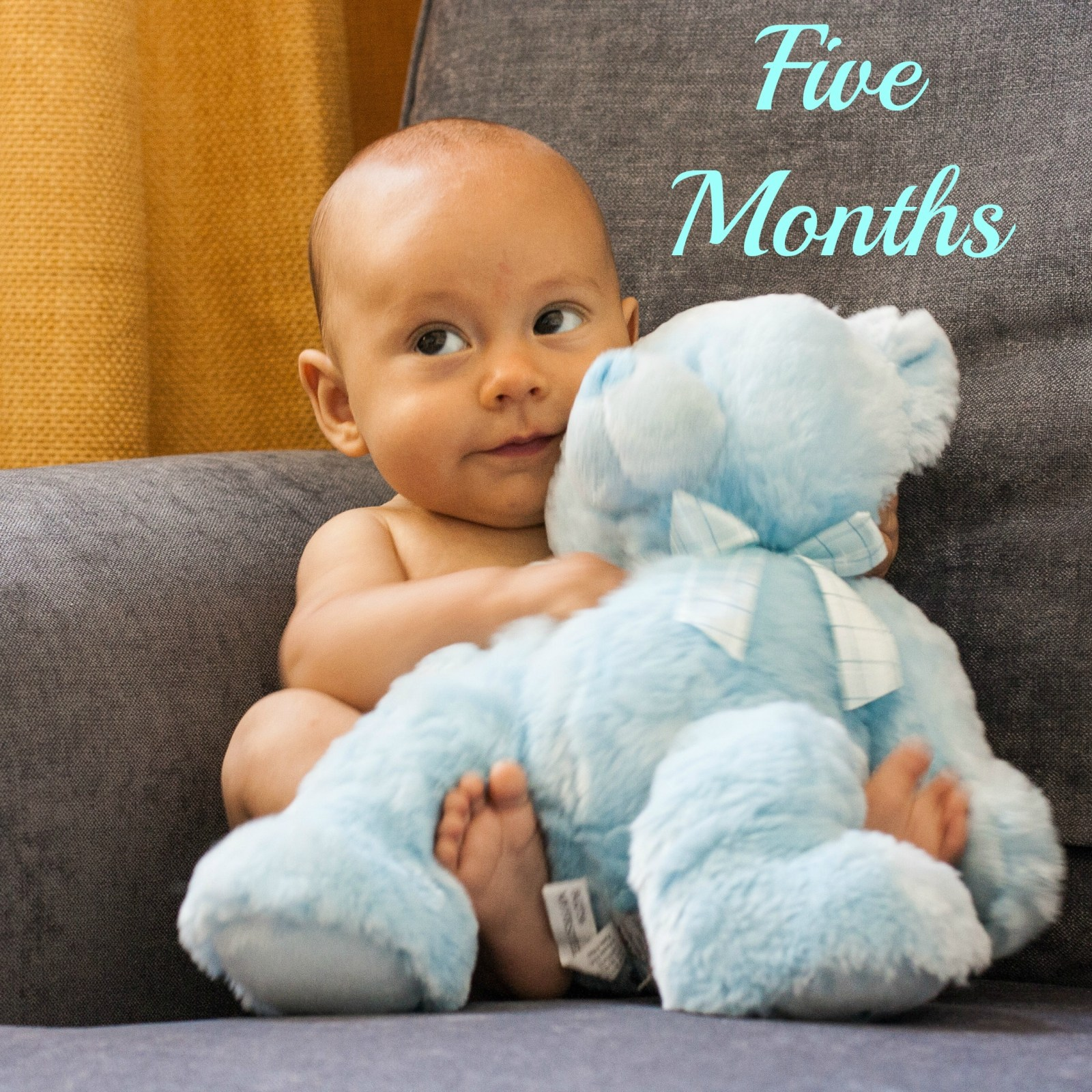 Charleston Michael: Five Months