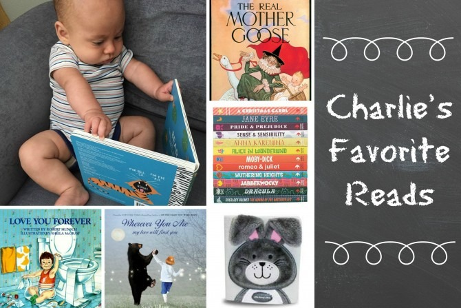 Charlie's Favorite Reads