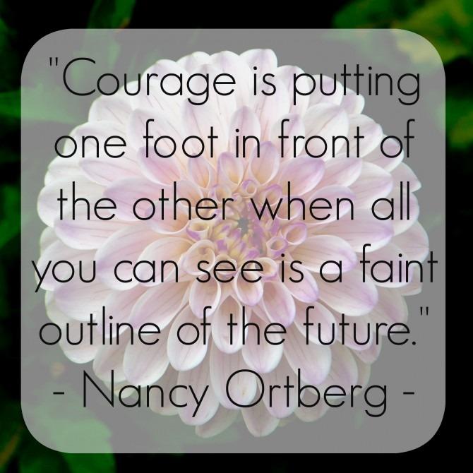 Nancy Ortberg Quote