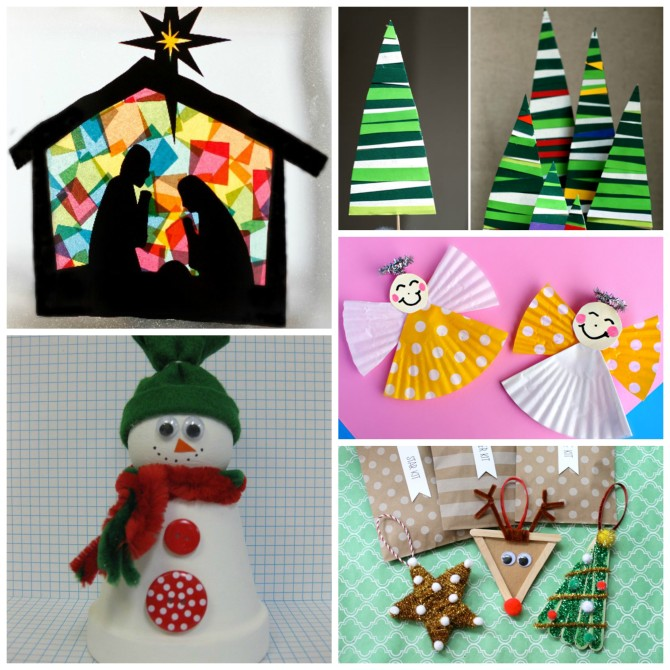 5 Holiday Kids Crafts