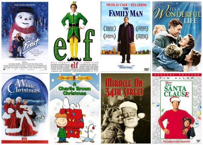 EIght Must-See Christmas Movies