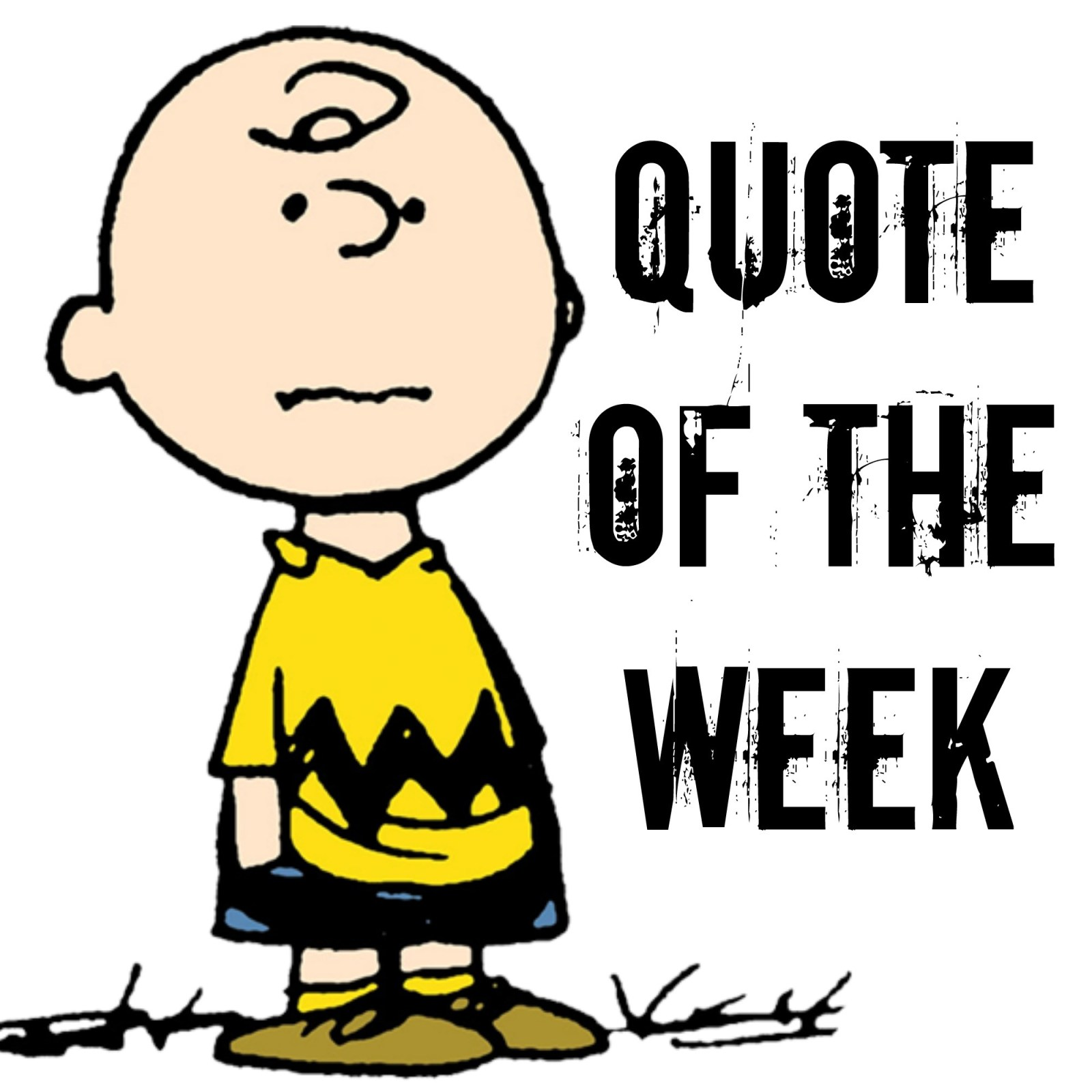Quotable // from Charles M. Schulz