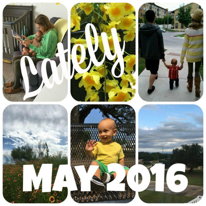Lately May 2016