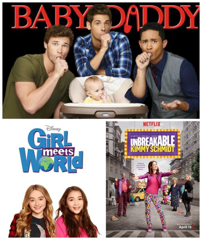 TV Shows May 2016