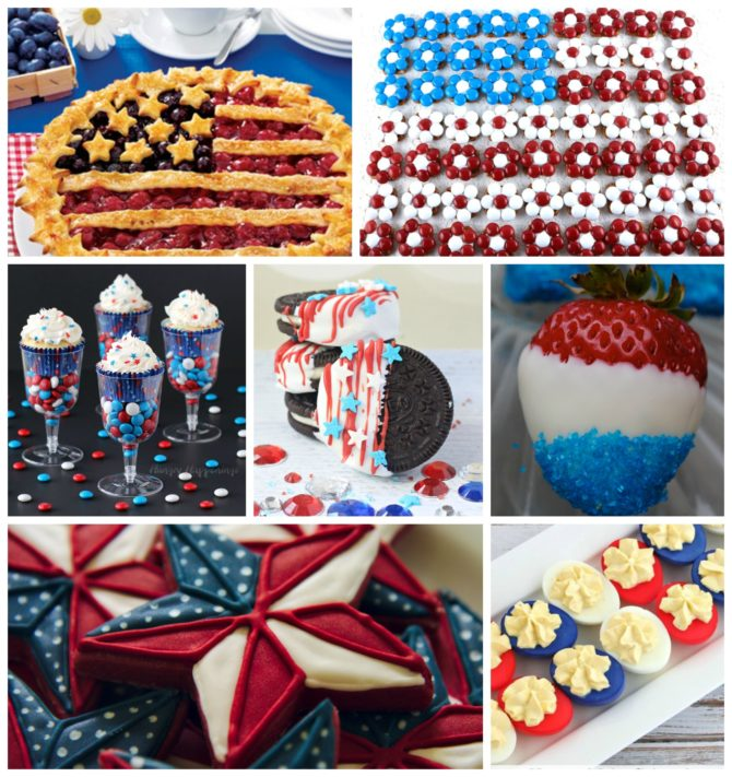 7 Patriotic Treats