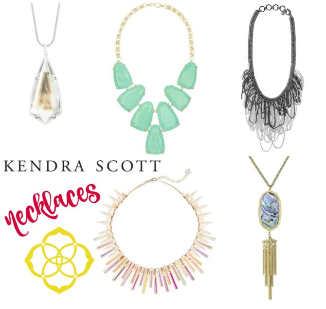 Kendra Scott Neclaces
