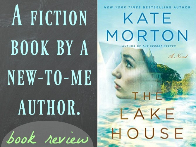 The Lake House Book Review