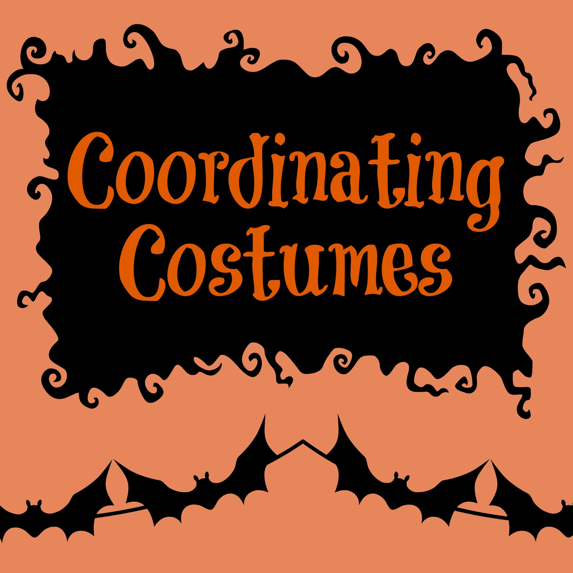 Cinco de Wednesday: Cute Coordinated Halloween Costumes
