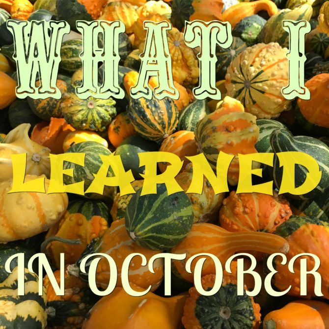 what-i-learned-in-october