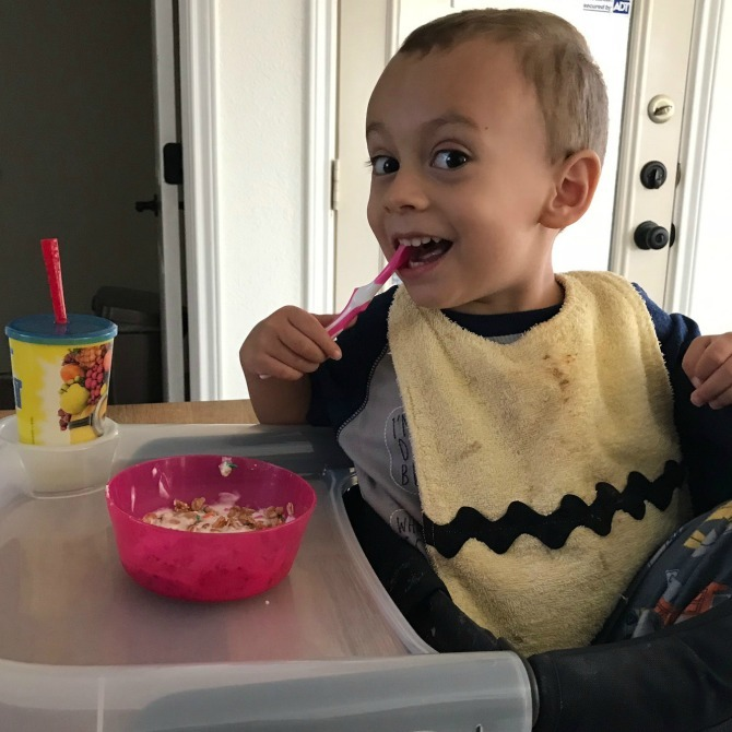 What (and How) I Feed My Preschooler