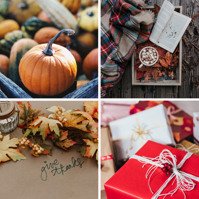 What's Working for Me This Fall: My Big List of Traditions and To-Do's for September Through December