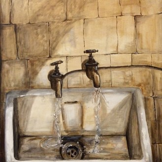 Water Shortage by Kendrea Rhodes