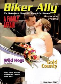 Kendrea Rhodes Please Look Twice Biker Ally Magazine