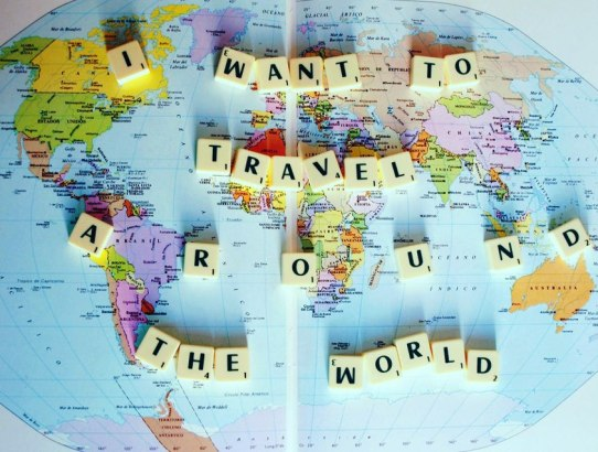 Travel the World for a Year Starting From Scratch Meetup 1 out of 7