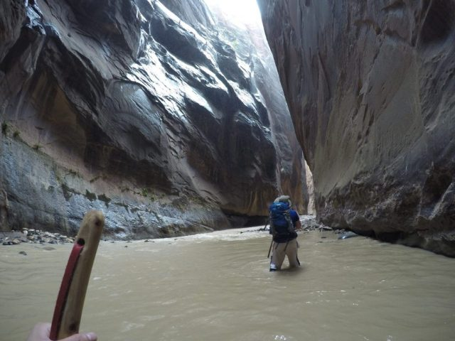 Zion Narrows, An Epic Journey Through One of the World's Most Dangerous Hikes – The Zion Narrows in Utah