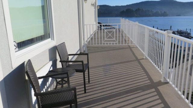Best Western Balcony