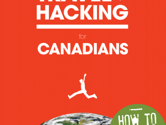 Steven Zussino's Free Travel Hacking eBook