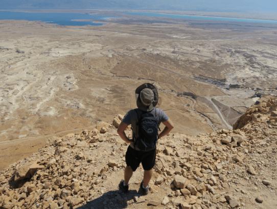 Masada - The Citadel of Mass Jewish Suicide