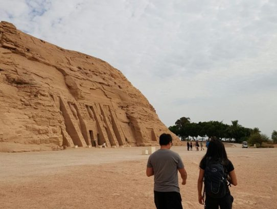Travelling to Egypt from an Asian Canadian Perspective