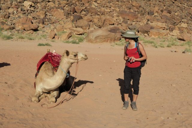 camel-ride-in-wadi-rum
