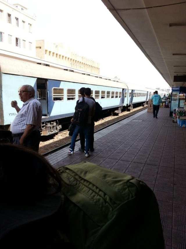 egyptian-train