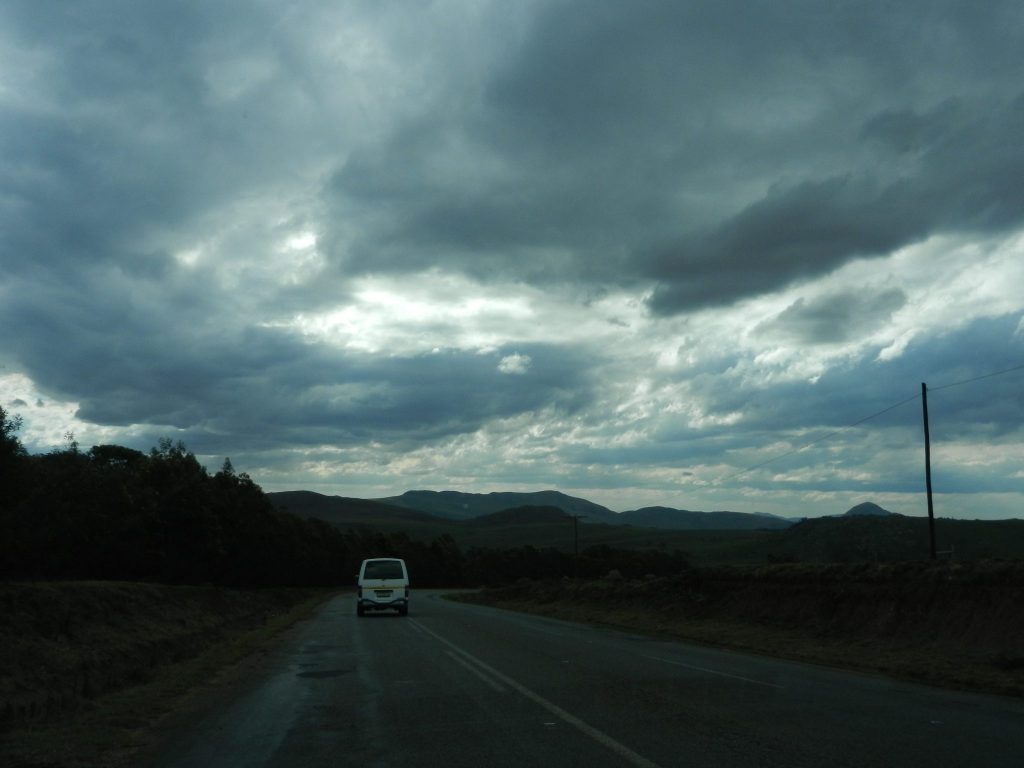Johannesburg, My Frightening Night Drive Back to Johannesburg