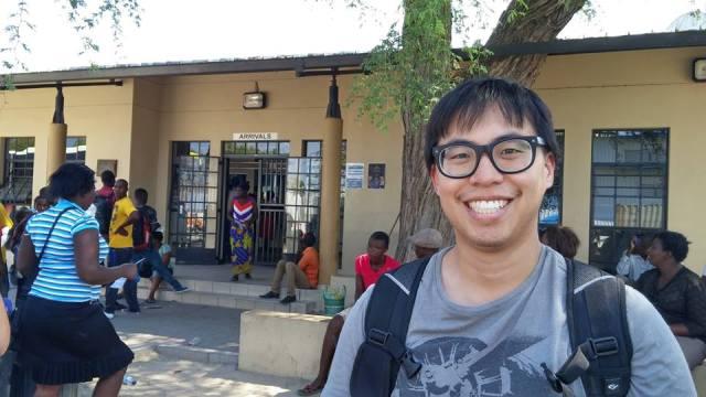 Zambia to Namibia