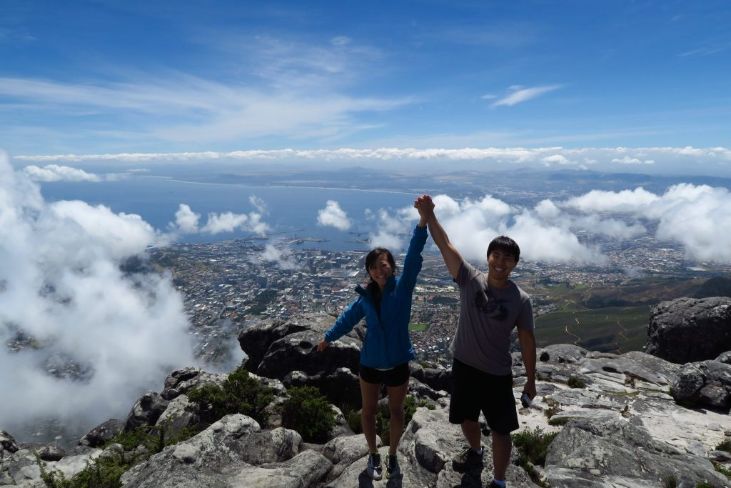 Table Mountain, Table Mountain in Cape Town South Africa – A Dream Come True