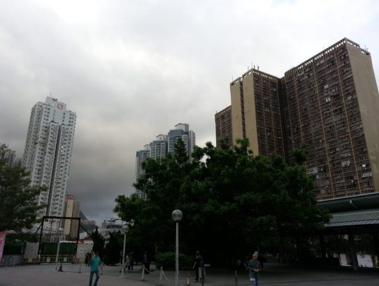 Hong Kong - Civilization At Last After Months of Rough Backpacking