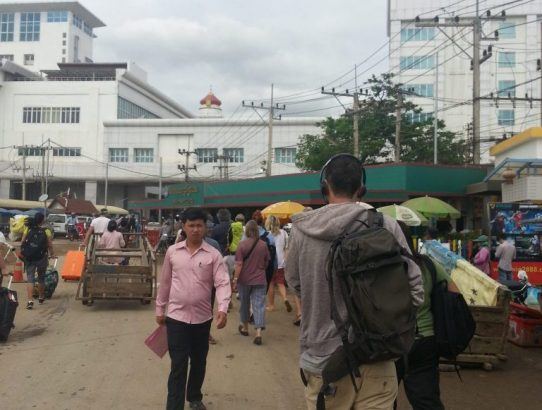Denied Exiting the Cambodian Border - A Miracle Happens