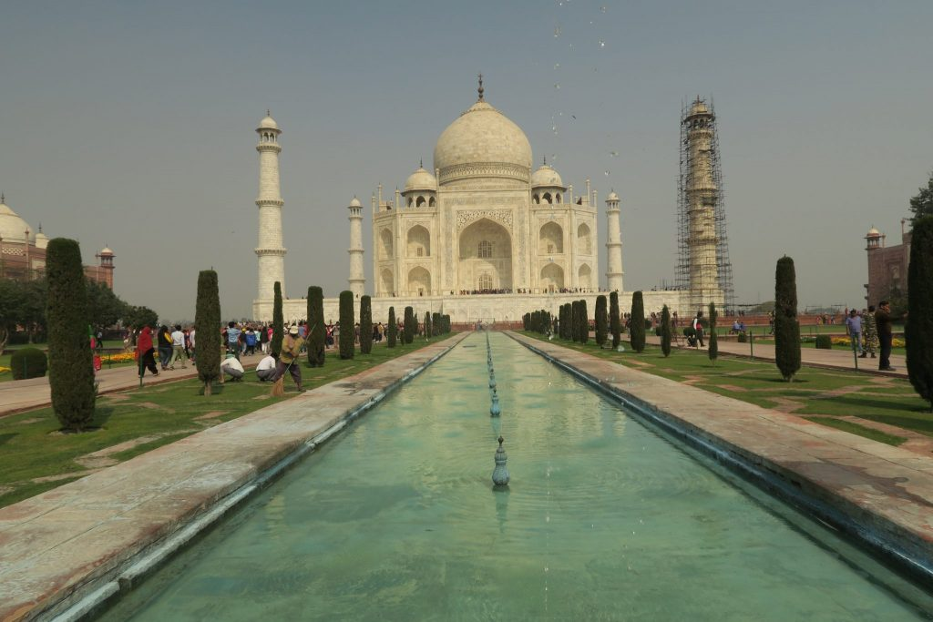Taj Mahal, My Experience Traveling from New Delhi to Agra to See the Taj Mahal